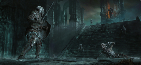 Demon Knights of Ankhoron logo