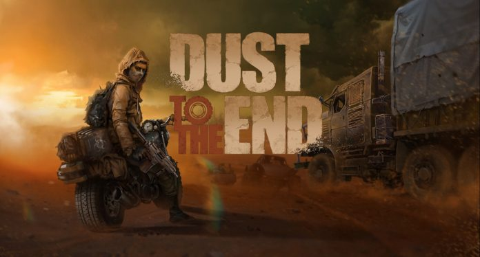 Dust to the end affiche