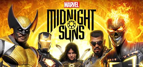 Marvel's Midnight Suns logo