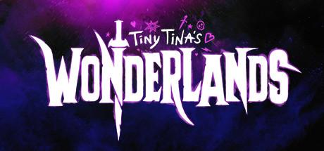 Tiny Tina's Wonderlands logo