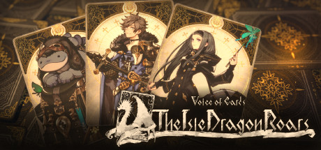 Voice of Cards The Isle Dragon Roars logo