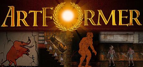 ArtFormer Ancient Stories logo